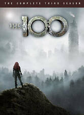 The 100: The Complete Third Season 3 (DVD, 2016, 3-Disc Set)