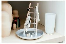 Kikkerland LADDER Jewelry Stand/Holder for earrings,rings,necklaces,bracelets