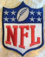 "NFL 8-Star Big 3.25"" Iron On Embroidered Patch ~USA Seller~FREE Ship"