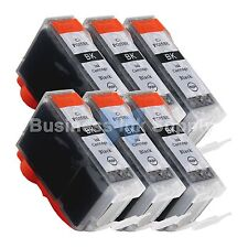 6 PGI-5 Black PGI-5 Ink Tank for Canon PIXMA MX700 IP3300 IP3500 PGI-5 PGI-5BK