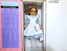 TONNER CLUB Exclusive JANE IN WONDERLAND-NRFB -adorable face /bent knee
