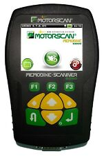 MS6050 Universal Motorcycle Scan Tool - Diagnostic Scanner