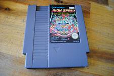 Jeu High Speed pour Nintendo NES PAL