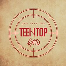Teen Top - Teen Top 20's Love Two Exito [New CD] Asia - Import