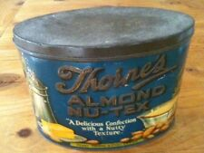 THORNE'S ALMOND NU-TEX COLLECTABLE TIN HENRY THORNE & CO. LTD LEEDS