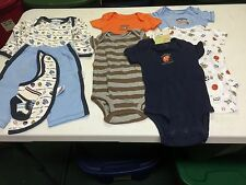 BABY BOYS OUTFITS CARTERS & VITAMINS 3 MONTHS