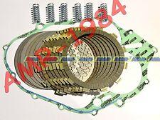DISCHI FRIZIONE COMPLETI + GUARNIZIONE HONDA CR250  1995-2010 F1684AC + MOLLE