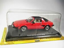 **FIAT X 1/9 Five Speed 1979 Fabbri 1/24.**