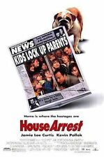 House Arrest Original Double-Sided One Sheet Rolled Movie Poster 27x40 NEW 1996