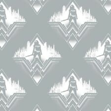 BATMAN VS SUPERMAN WONDERWOMAN SILHOUETTE FABRIC