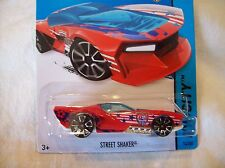 2014 Hot Wheels Street Shaker - U.S. Soccer Team - Soccer series - HW City