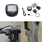 Wireless bike LCD computer speed odometer waterproof speedometer bicycle cycling
