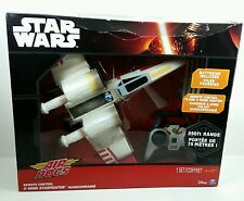Brand New Star Wars Remote Control Air Hogs X-Wing Fighter RC Drone FASTSHIP NIB