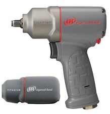 Ingersoll-Rand #2115TiMAX: 3/8 Dr Impact Wrench w/ FREE Protective Boot.