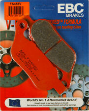 EBC V-Series Semi Sintered Rear Brake Pads Single Set ONLY For Harley FA458V