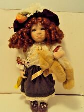 Chloe Jane Doll - World Gallery of Dolls- Linda Stelle-  Porcelain Dolls