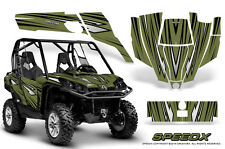 CAN-AM COMMANDER 800R 800XT 1000 1000XT 1000X GRAPHICS KIT DECALS SPEEDX GAPAD