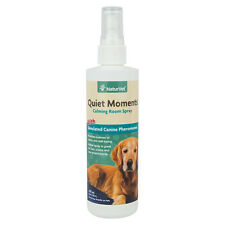NaturVet CANINE QUIET MOMENTS HERBAL CALMING SPRAY Stress Relief for Dogs 8 oz
