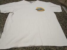 Disney Cruise Line Inaugural Voyage T-Shirt - Youth Small - White