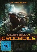 MILLION DOLLAR CROCODILE - DIE JAGD BEGINNT  (Blu-Ray) Neu !
