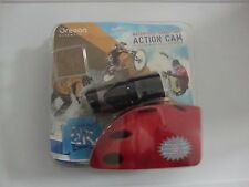 OREGON SCIENTIFIC ATC2K WATERPROOF ACTION CAMERA / HELMET CAM.