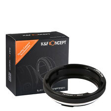 Kiev 60 / Pentacon 6 88 CM Lens To Mamiya 645 M645 mount camera Adapter Ring NEW