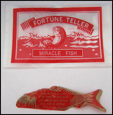 2 x 144 Fortune Telling Fish - Miracle Teller Palm Reading - WHOLESALE LOT