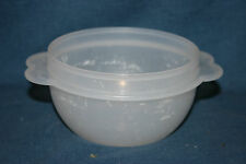 Tupperware Replacement 16 oz One-Touch Bowl #2514A sheer