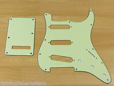 Stratocaster Pickguard & Tremolo Cover Mint Green 3 Ply For Fender Stratocaster!