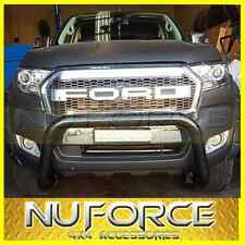 FORD RANGER PX2(2015-2016)NUDGE BAR BLACK SUITS TECH PACK  WILDTRAK WITH SENSORS