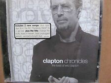 Clapton Chronicles - The best of Eric Clapton  CD 1999