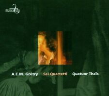 Gretry / Bayet / Lac - 6 String Quartets Opus 3 [New CD]