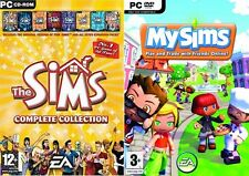 The Sims: Complete Collection & my sims