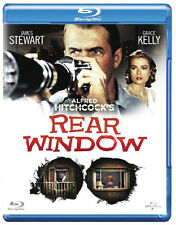 Rear Window NEW Classic Blu-Ray Disc Alfred Hitchcock James Stewart Grace Kelly