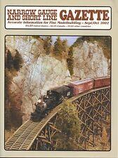 Narrow Gauge and Short Line Gazette : September October 2002 :Volume 28 Number 4