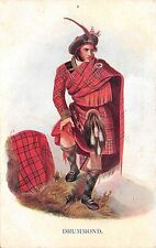 BR63323 drummond costumes types folklore   postcard  ireland