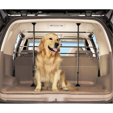 UNIVERSAL CAR VEHICLE PET BARRIER DOG GUARD ALUMINIUM ANIMAL SAFETY CAT HEAVY