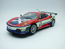 Scalextric Ferrari F430 GT race car - Unboxed