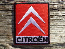 ECUSSON PATCH THERMOCOLLANT aufnaher toppa CITROEN 2cv ds gs rallye traction h