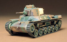 Tamiya Models 1/35 Japanese Medium Tank Type 97 Late Version