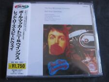 Paul McCartney, Red Rose Speedway, JAPAN CD + Obi, toshiba/emi 1995, TOCP-3127