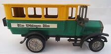 Ziss modèle on premier Diesel-Camions 1923/24 bus jaune vert