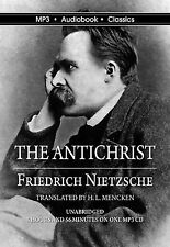 The Antichrist - Unabridged MP3 CD Audiobook in DVD case