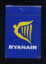 RYANAIR PLYING CARDS mazzo carte gioco poker canasta airline aviation gadget ax