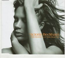 (GV222) Victoria Beckham, This Groove / Let Your Head Go - 2003 CD