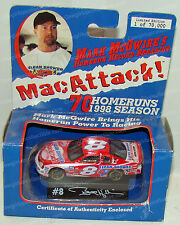 1999 Bobby Hillin Jr. CLEAN SHOWERS MacAttack! (Mark McGwire Homerun) Chevy