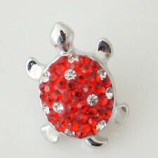 Genuine Snap It Button Chunk Charm Fits Interchangeable Style Jewelry Bracelet