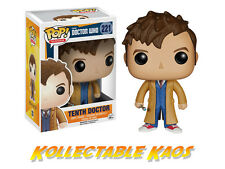 Doctor Who - 10th Doctor David Tennant Pop! Vinyl Figure