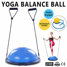 YOGA BALANCE TRAINER BALL GYM  FUERZA BOSU SCIENTIFIC PROCESS FACTORY PRICE