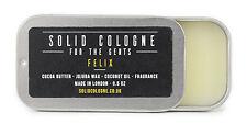 Solid COLONIA Felix PROFUMO 0.5oz in latta da viaggio